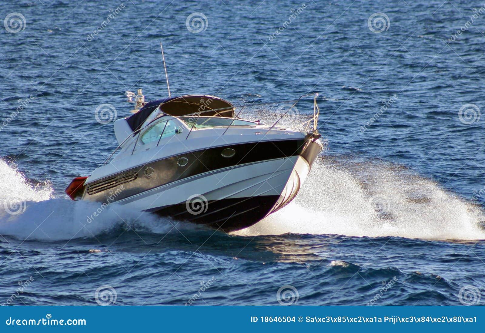 De Boot van de snelheid