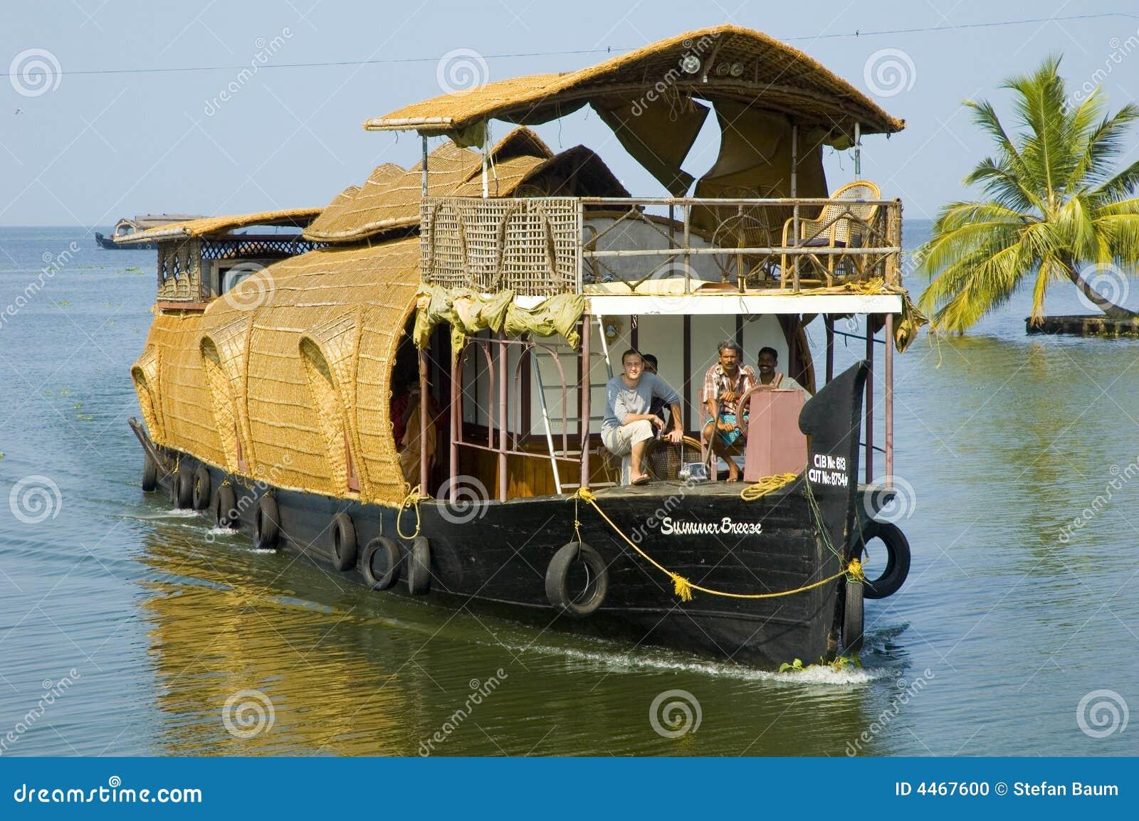 De boot van het huis