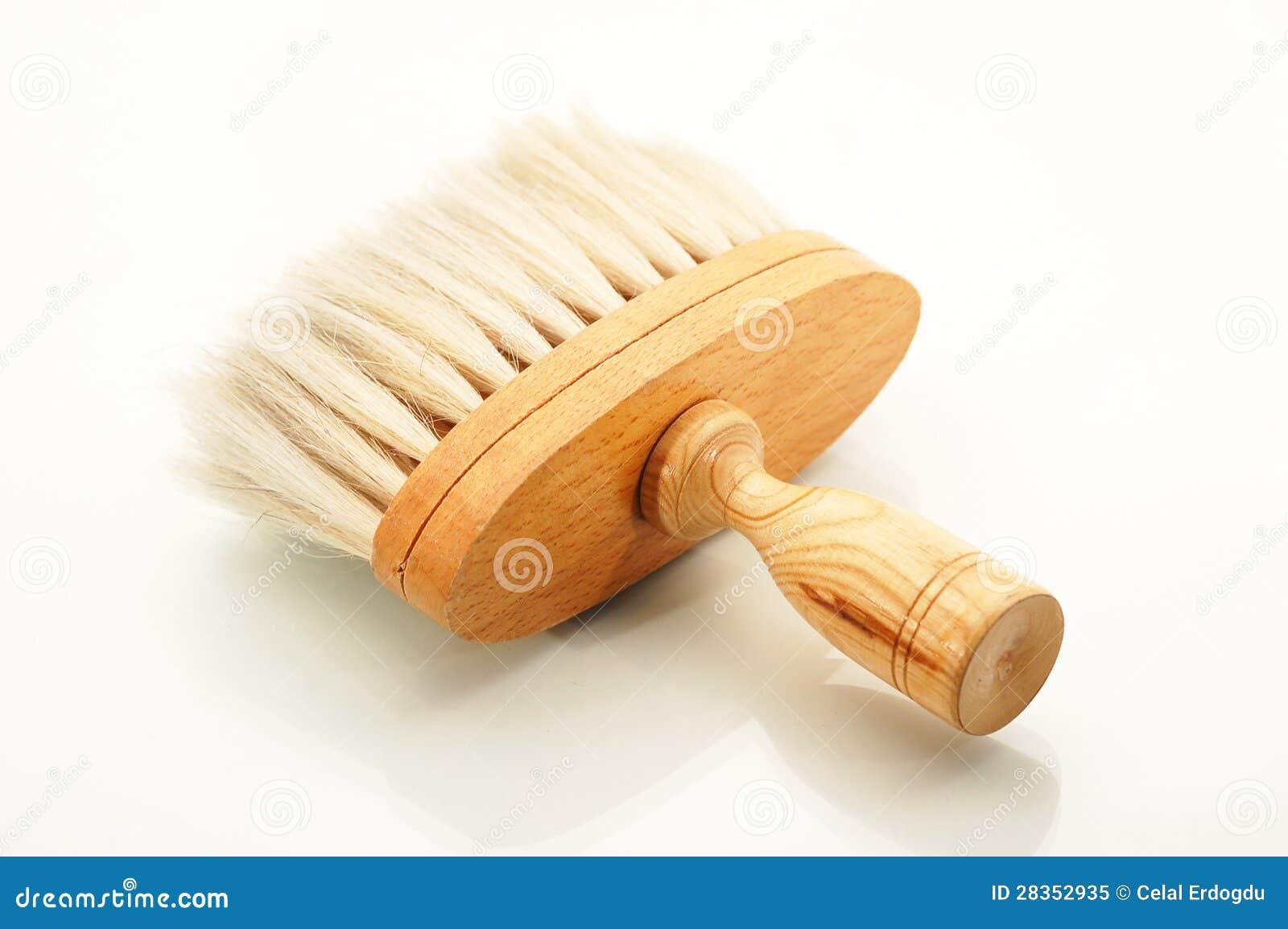 De borstel van de kapper royalty vrije stock foto afbeelding 28352935 - Witte kapper ...