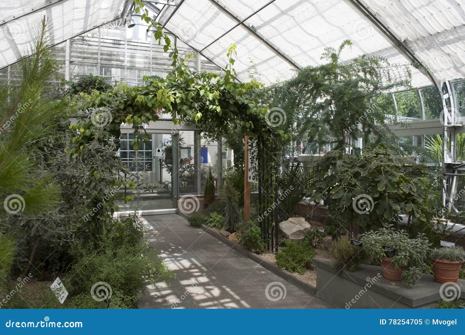 De Botanische Tuin van Verenigde Staten