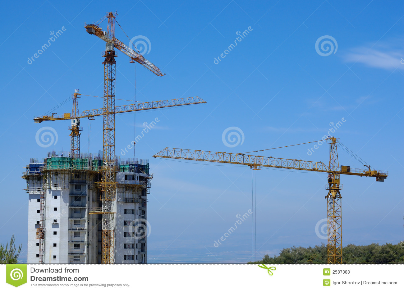 De bouw