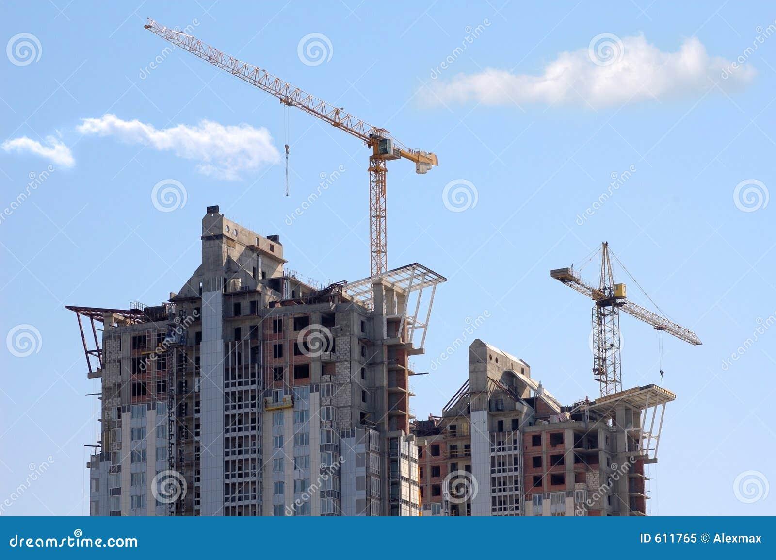 De bouw van 1