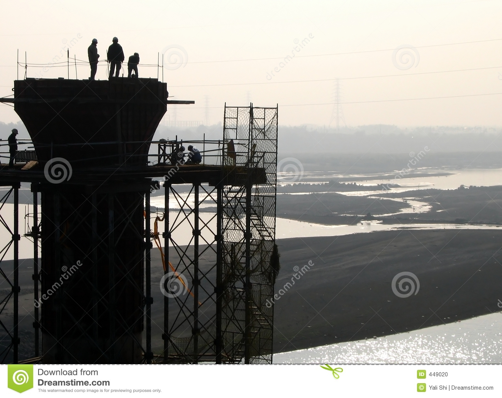 De Bouwers van de brug