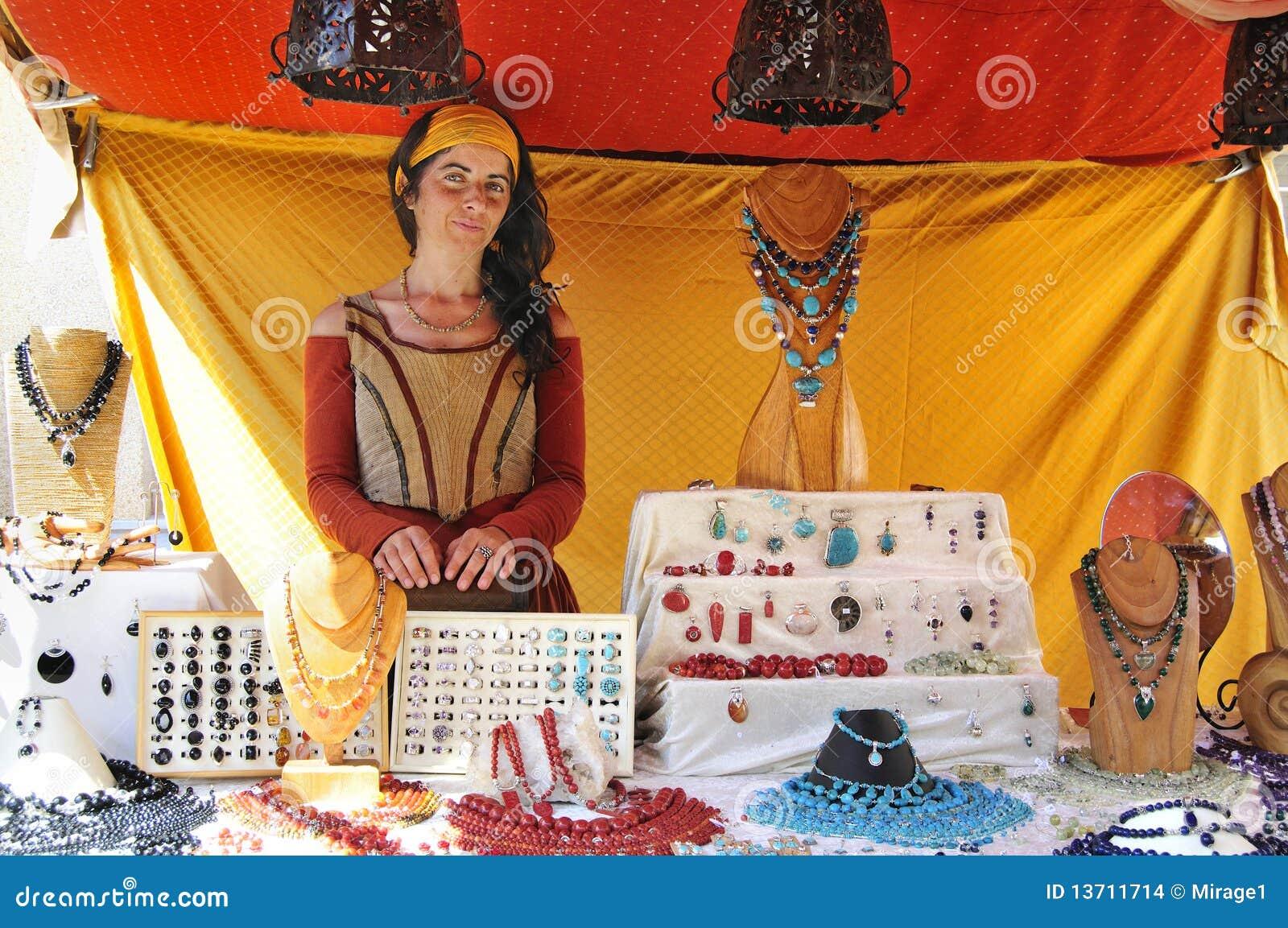 De Box van de Juwelen van het kostuum