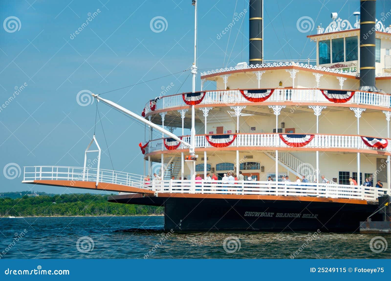 De Branson Schoonheid Showboat