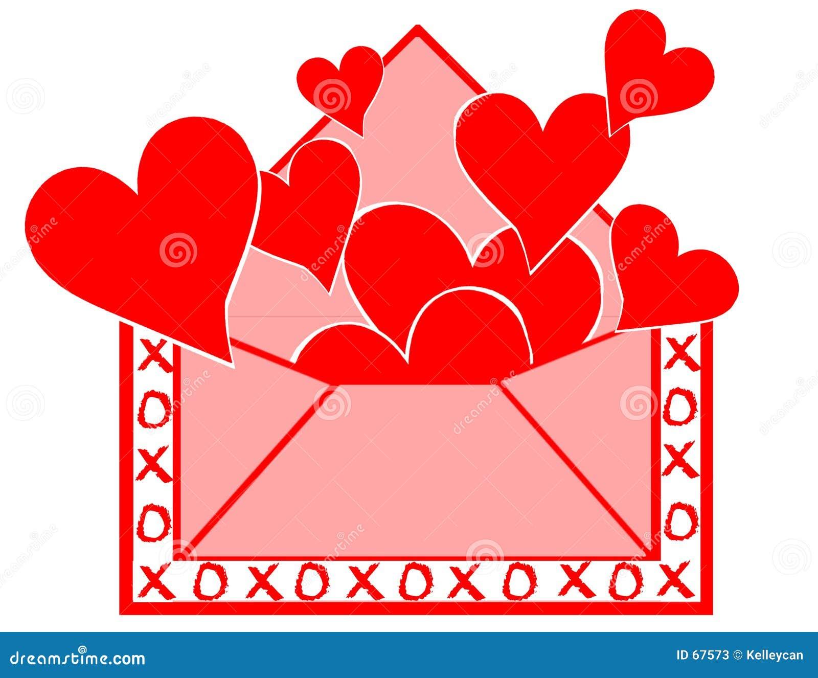 De brief van de liefde