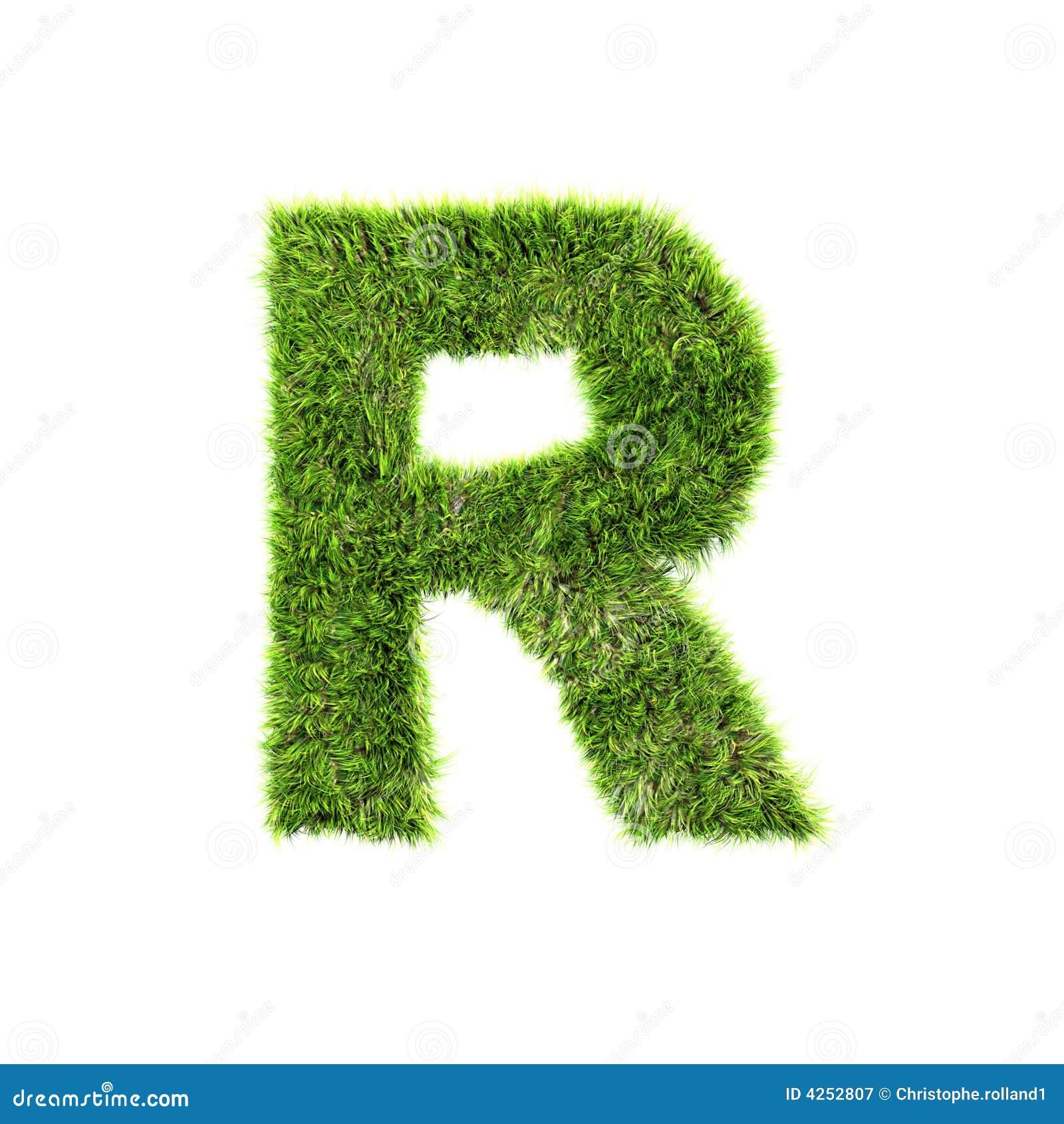 De brief van het gras