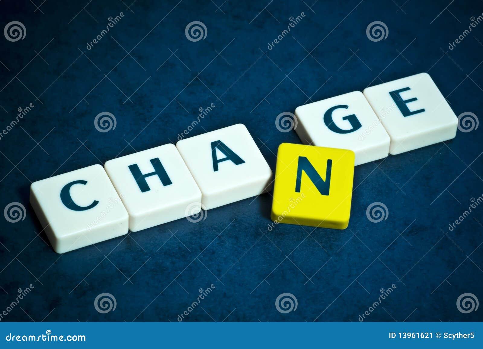 De Brieven van de verandering