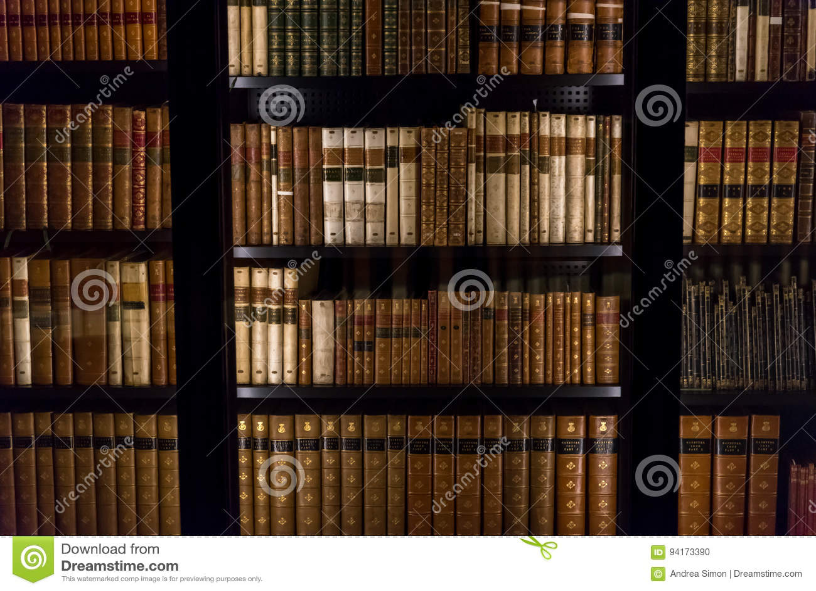 De Britse Bibliotheek - Binnenland