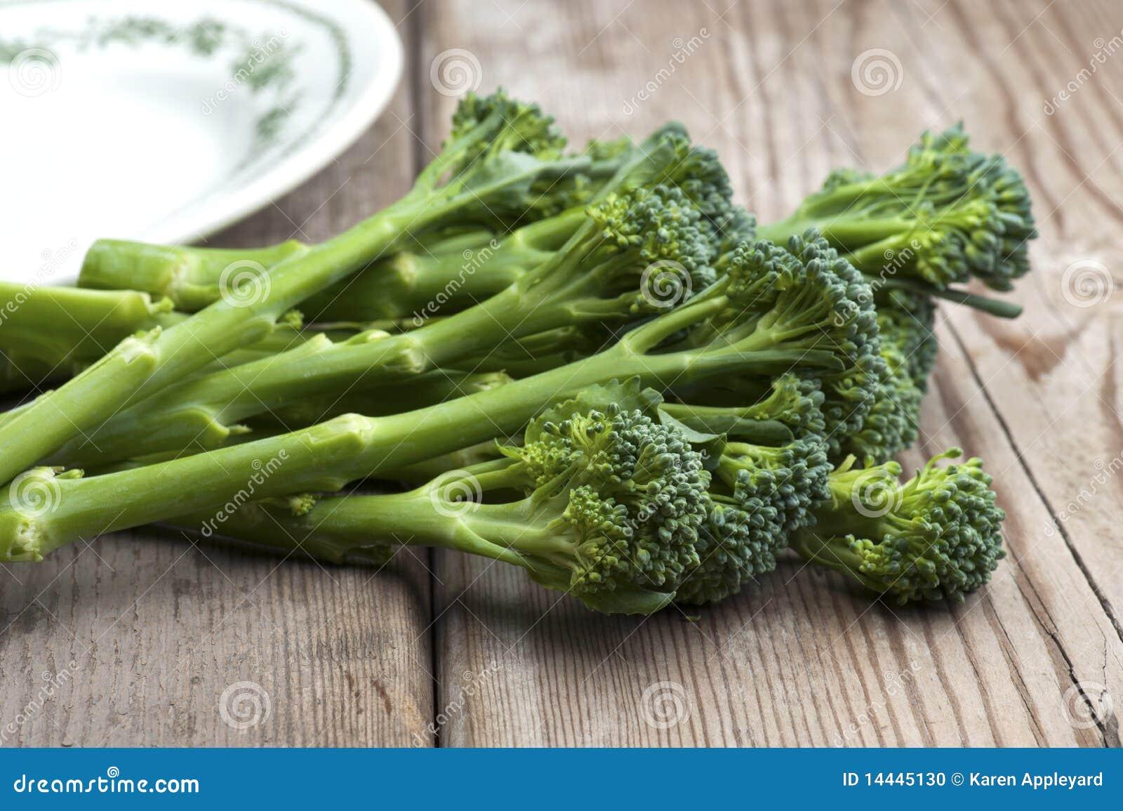De Broccoli van Tenderstem