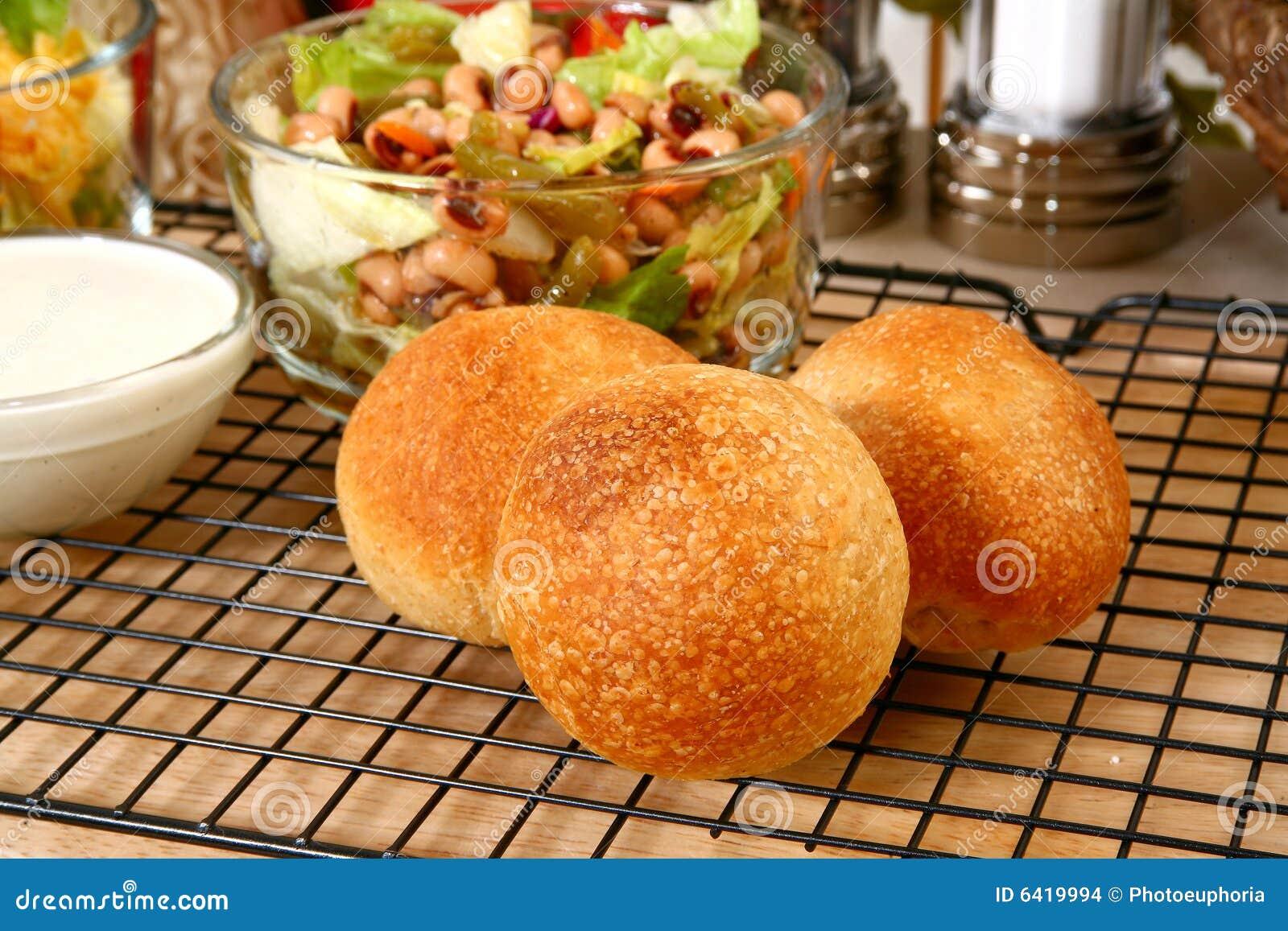 De Broodjes van het diner