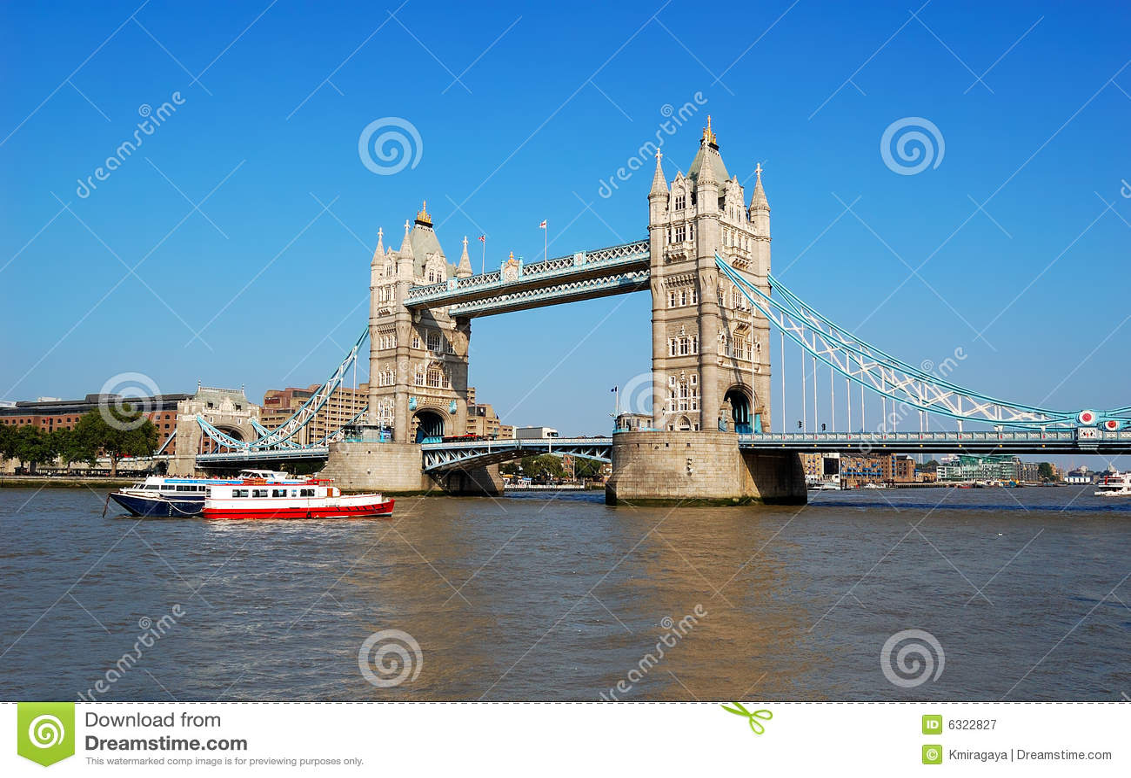 De Brug Londen van de toren