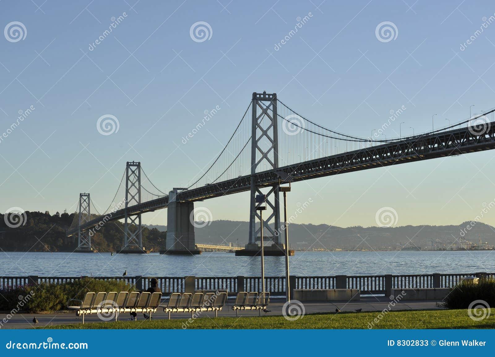 De Brug van de Baai van San Francisco en Baai