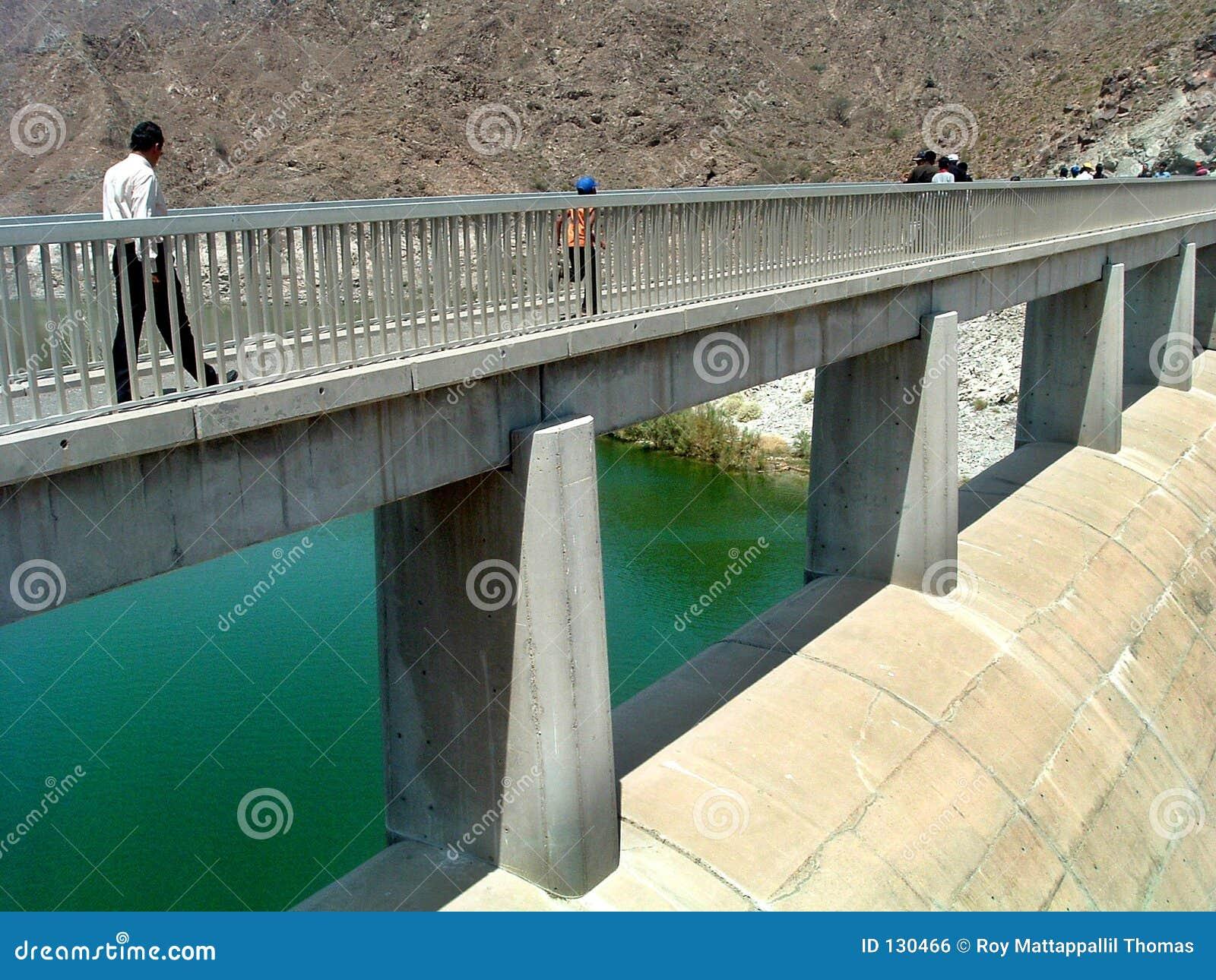 De Brug van de dam