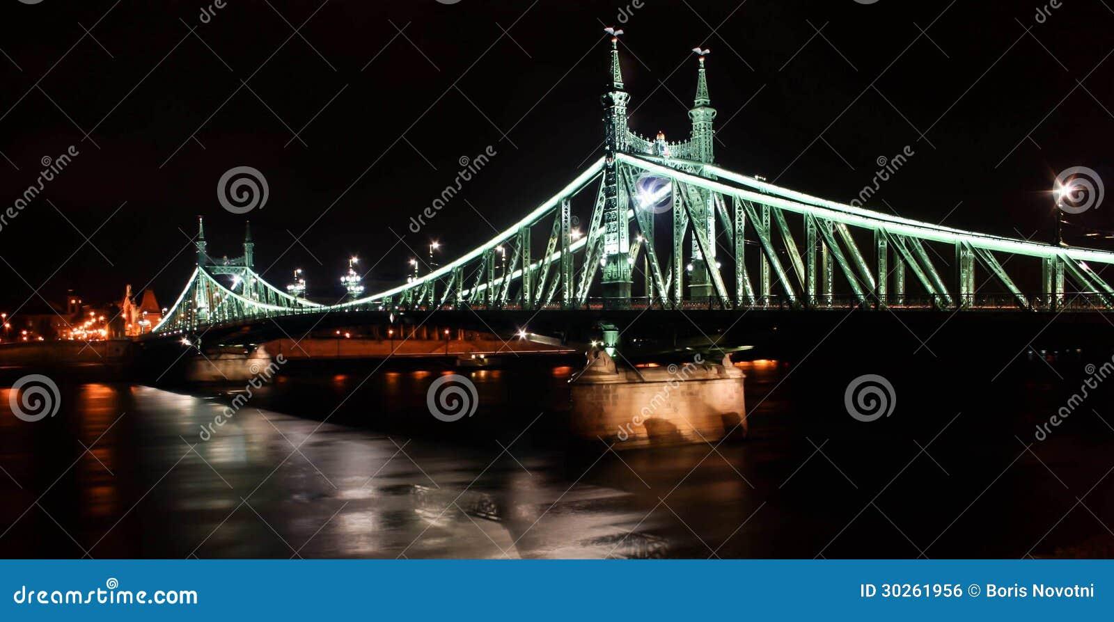 De Brug Boedapest van de vrijheid