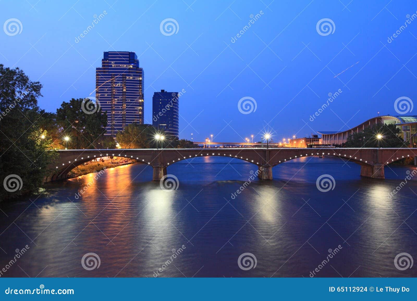 De Brug van Grand Rapids