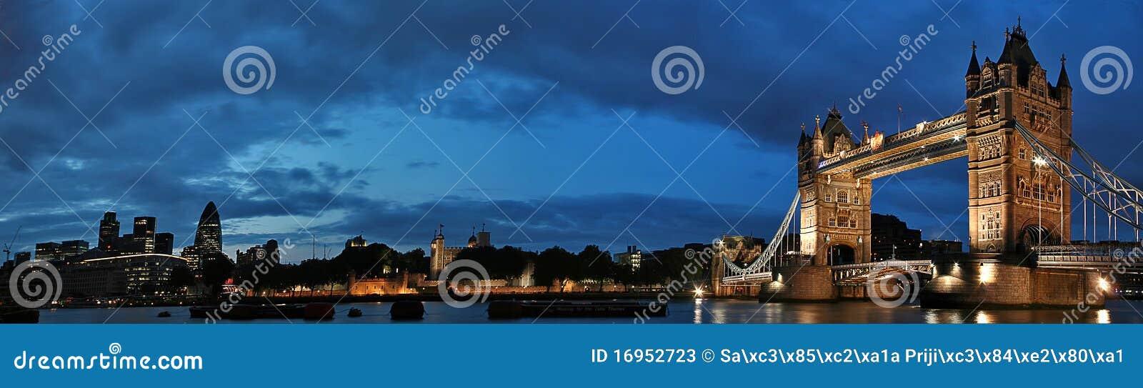 De brug van Londen Towe