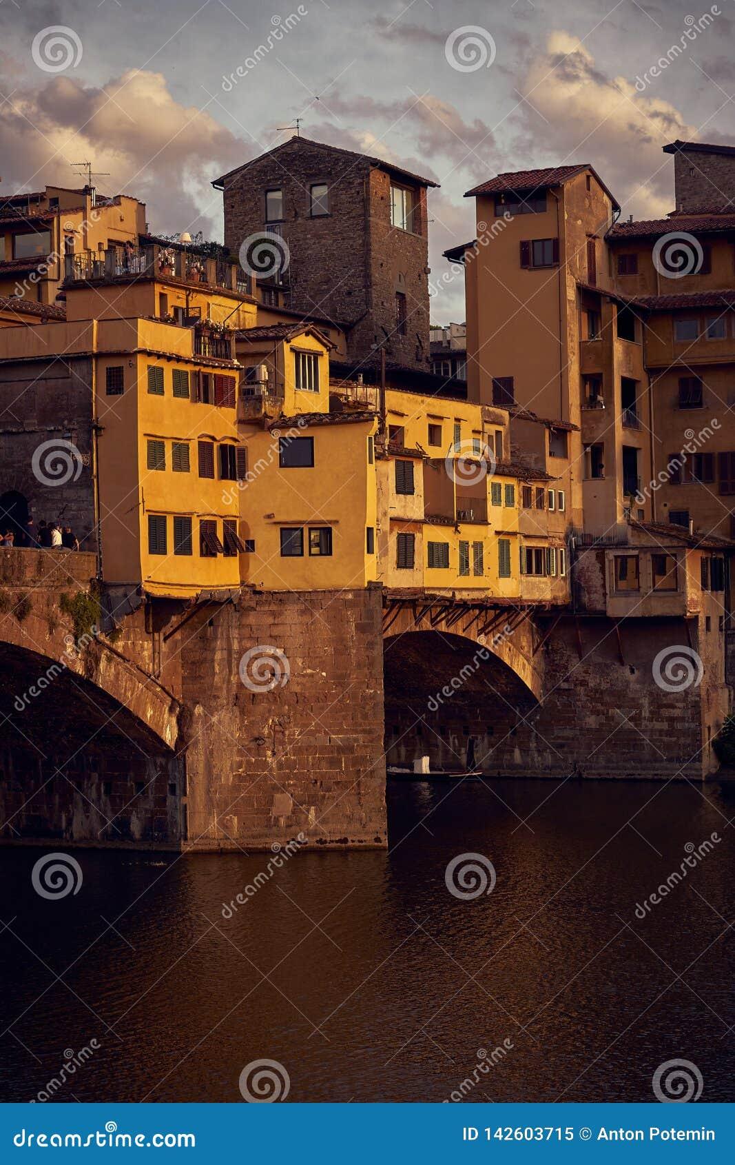 De Brug van Pontevecchio
