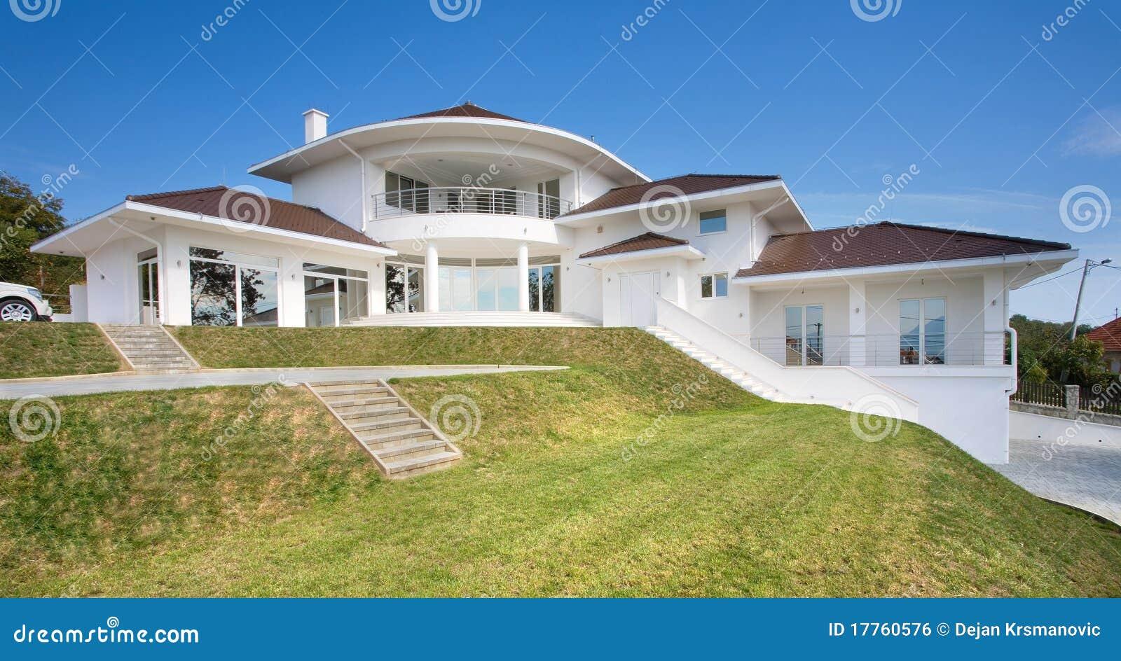 De buitenkant van het huis stock foto afbeelding bestaande uit balkon 17760576 - Buitenkant thuis ...