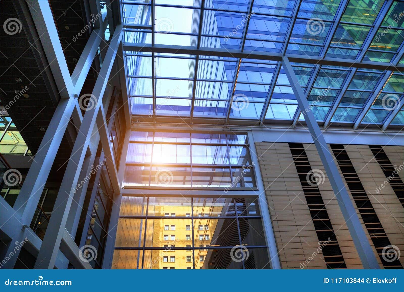 De bureaubouw Binnenland
