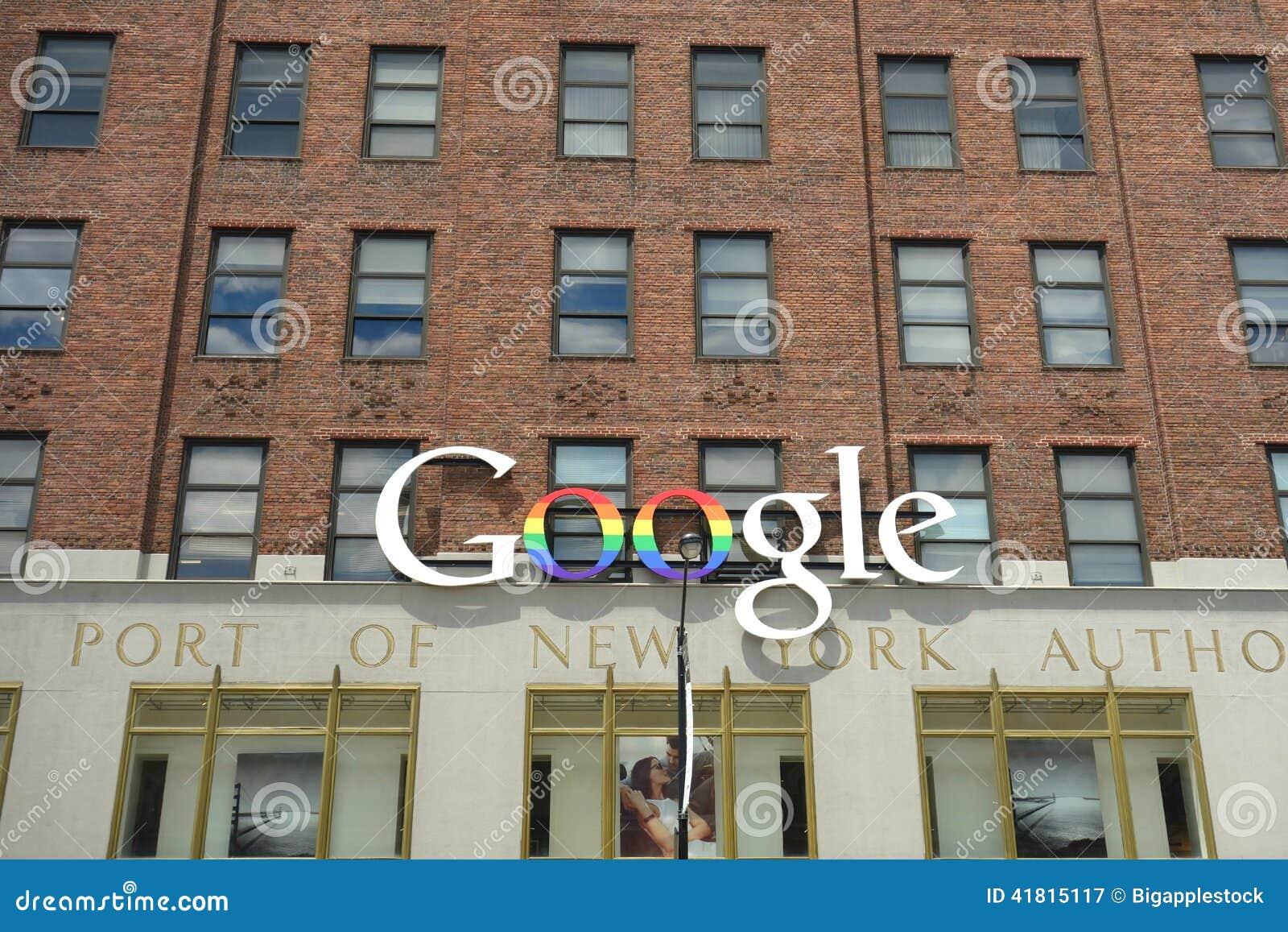 De Bureaus van Google New York