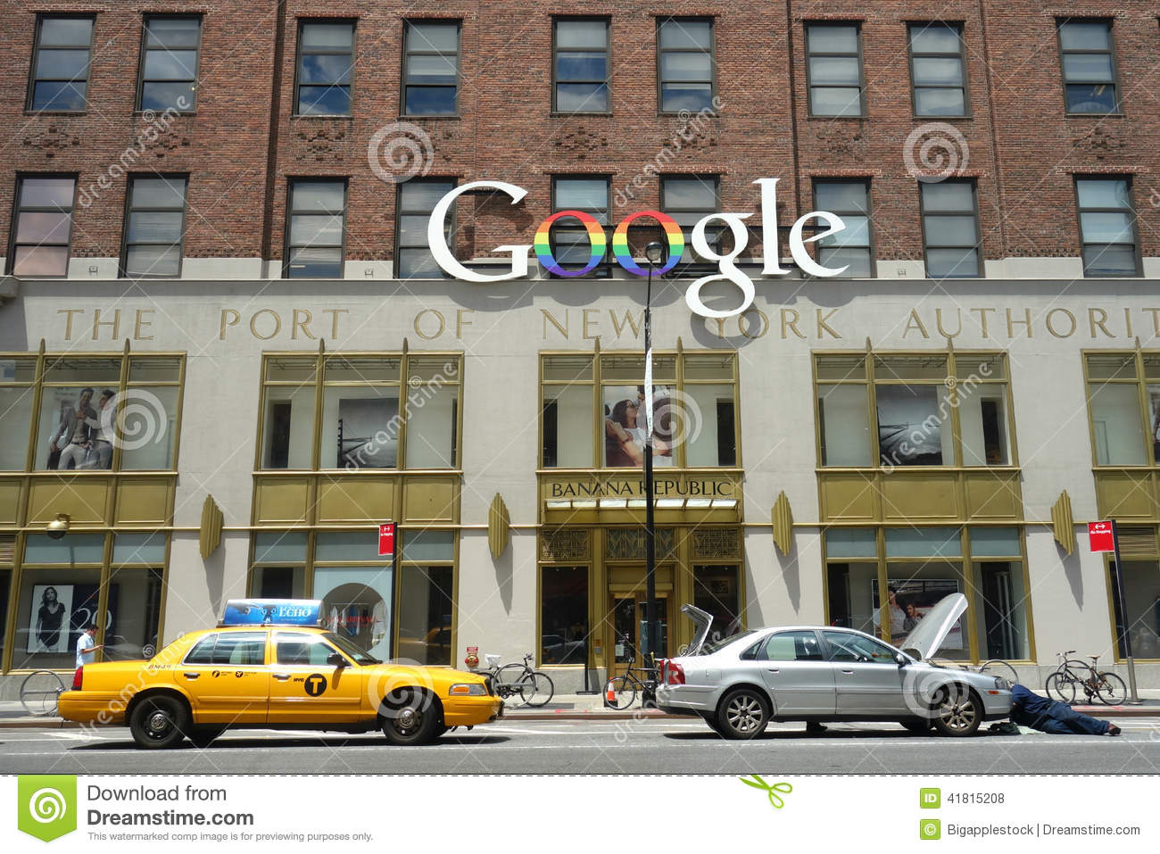 De Bureaus van Google New York