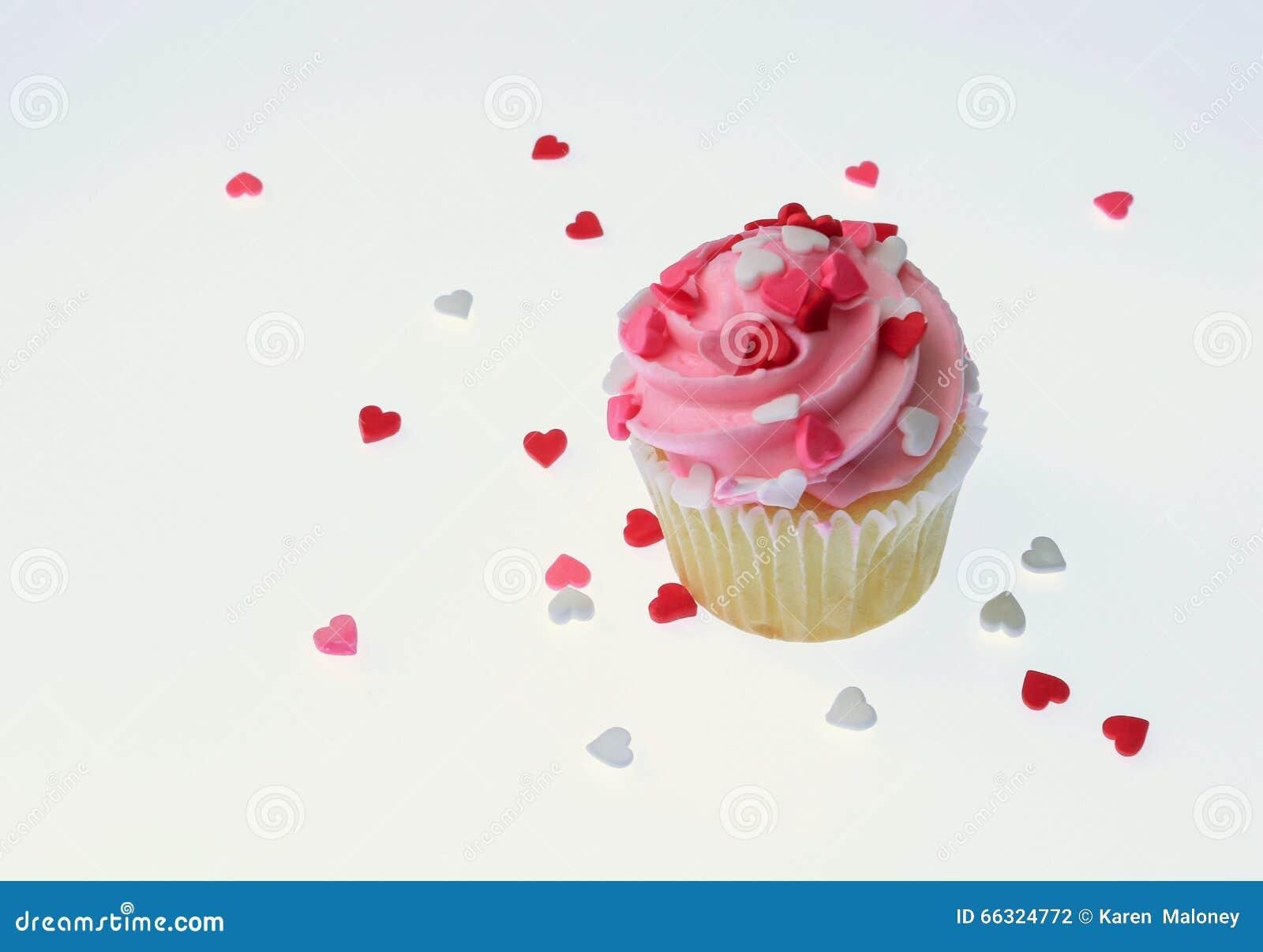 De Cake van de liefdekop