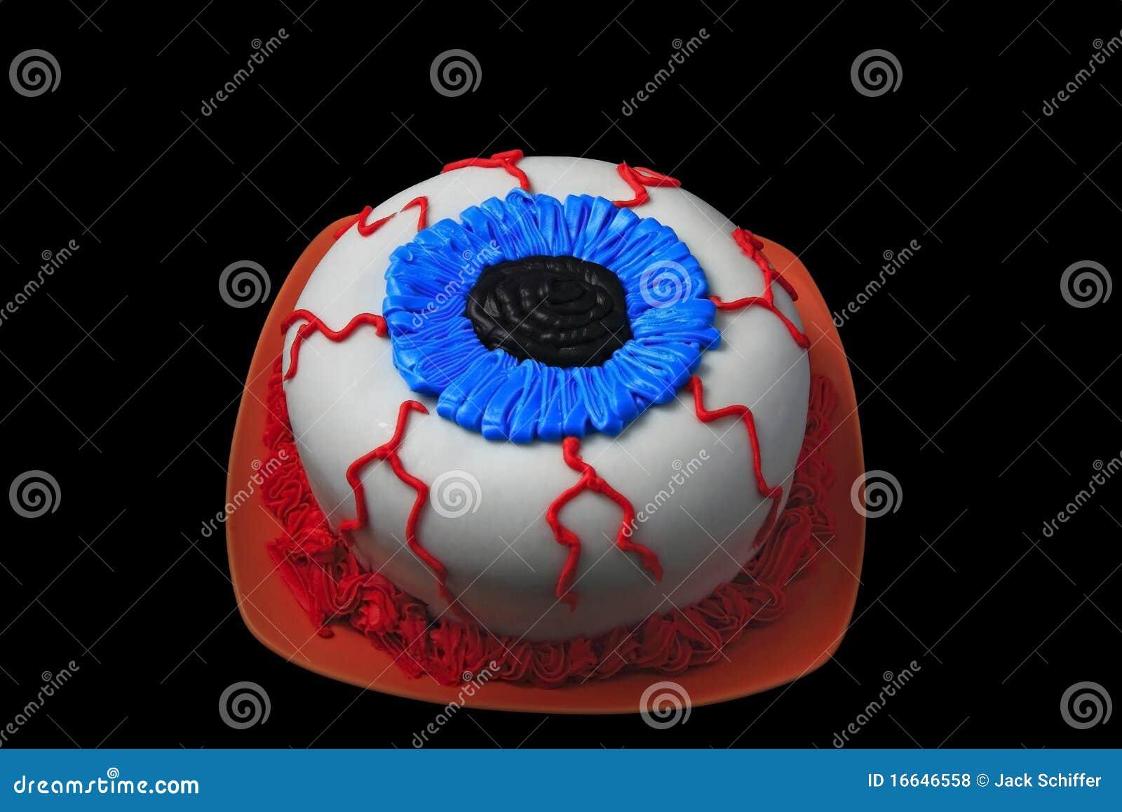 De Cake van de oogappel