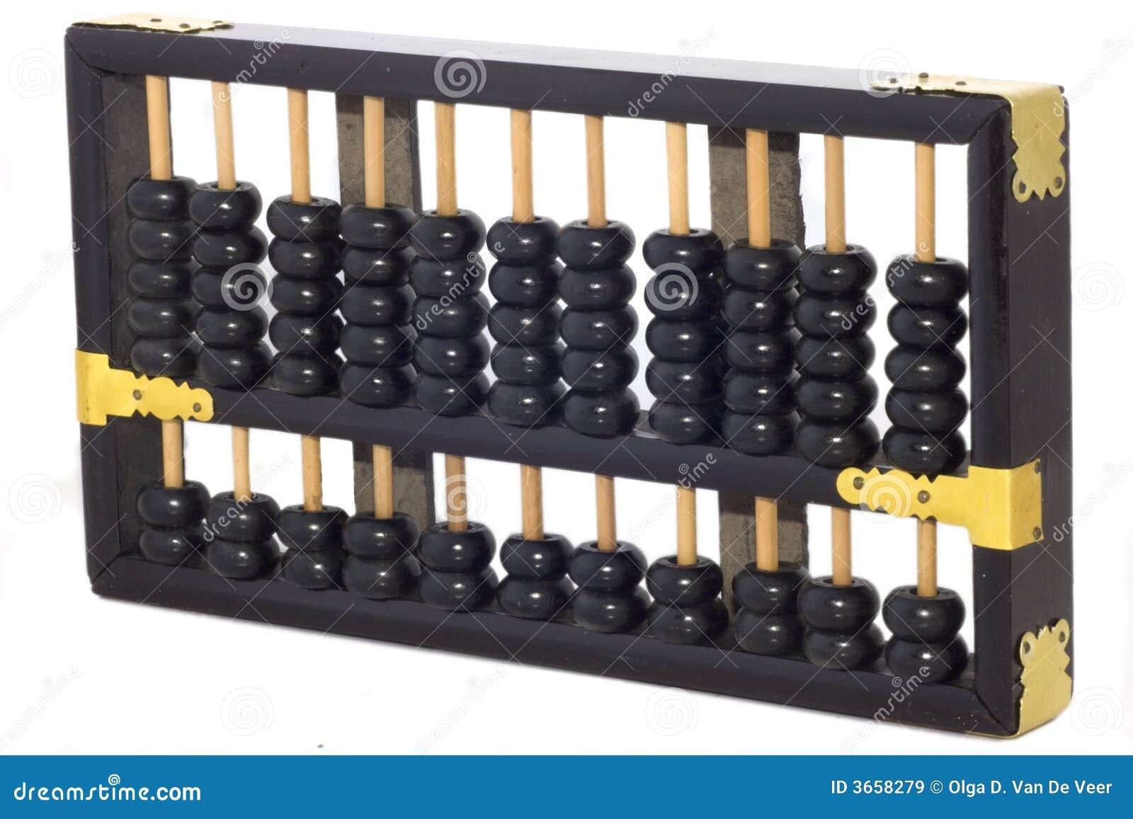 De calculator van het telraam
