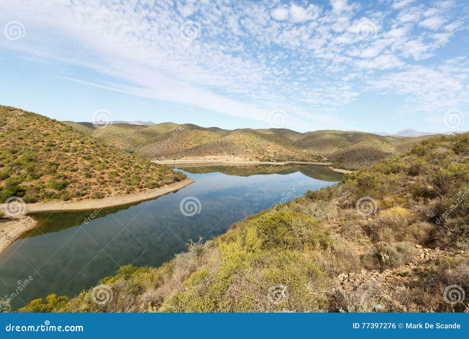 De Calitzdorp-Dam