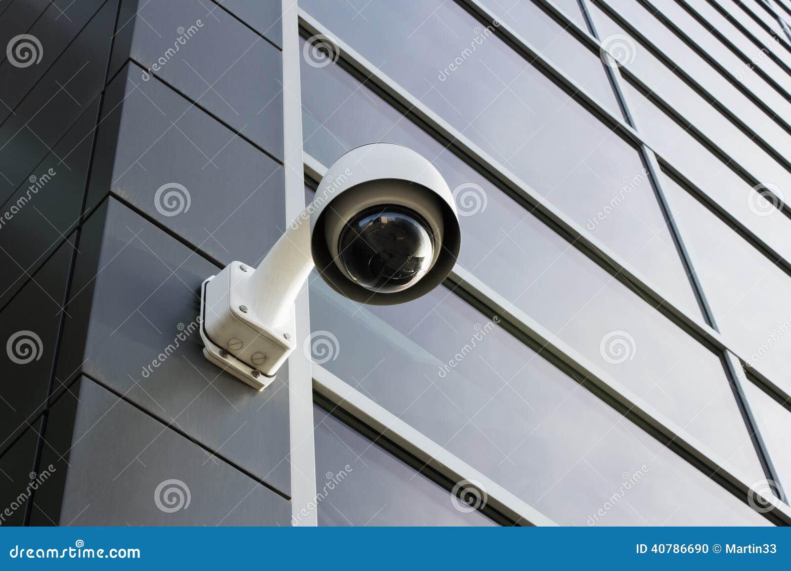 De camera van de veiligheid