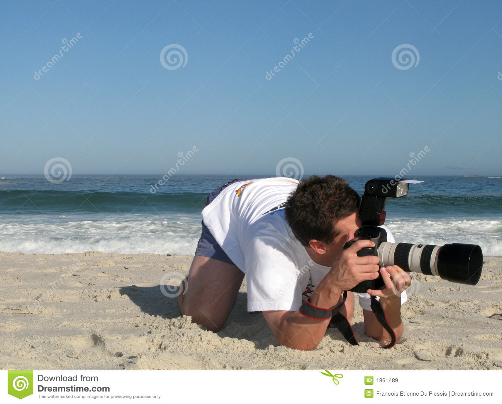 De Camera van het strand