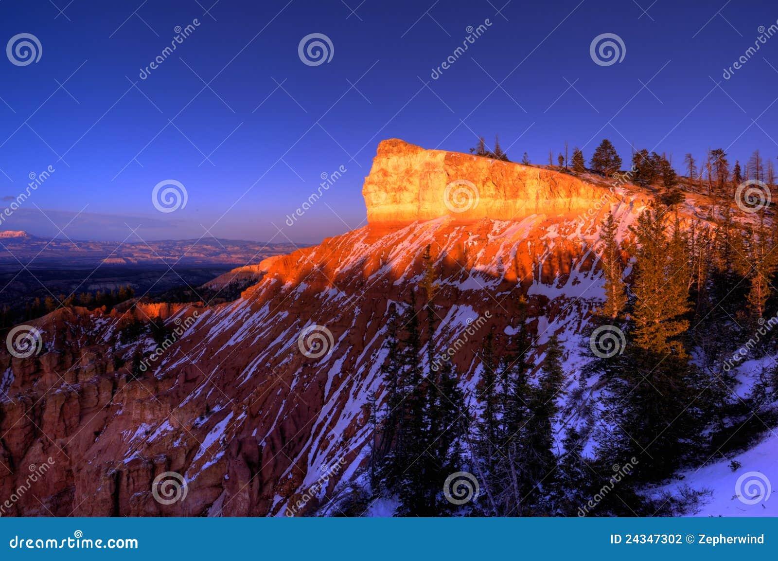 De Canion van Bryce