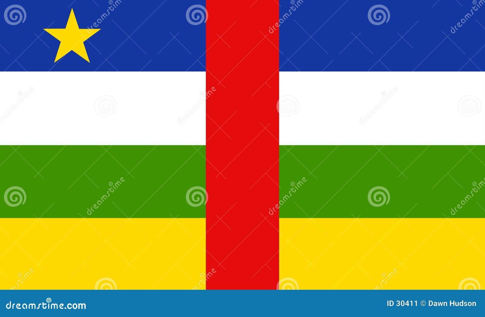 Download De Centraalafrikaanse Republiek Vector Illustratie - Illustratie bestaande uit republiek, tekeningen: 30411