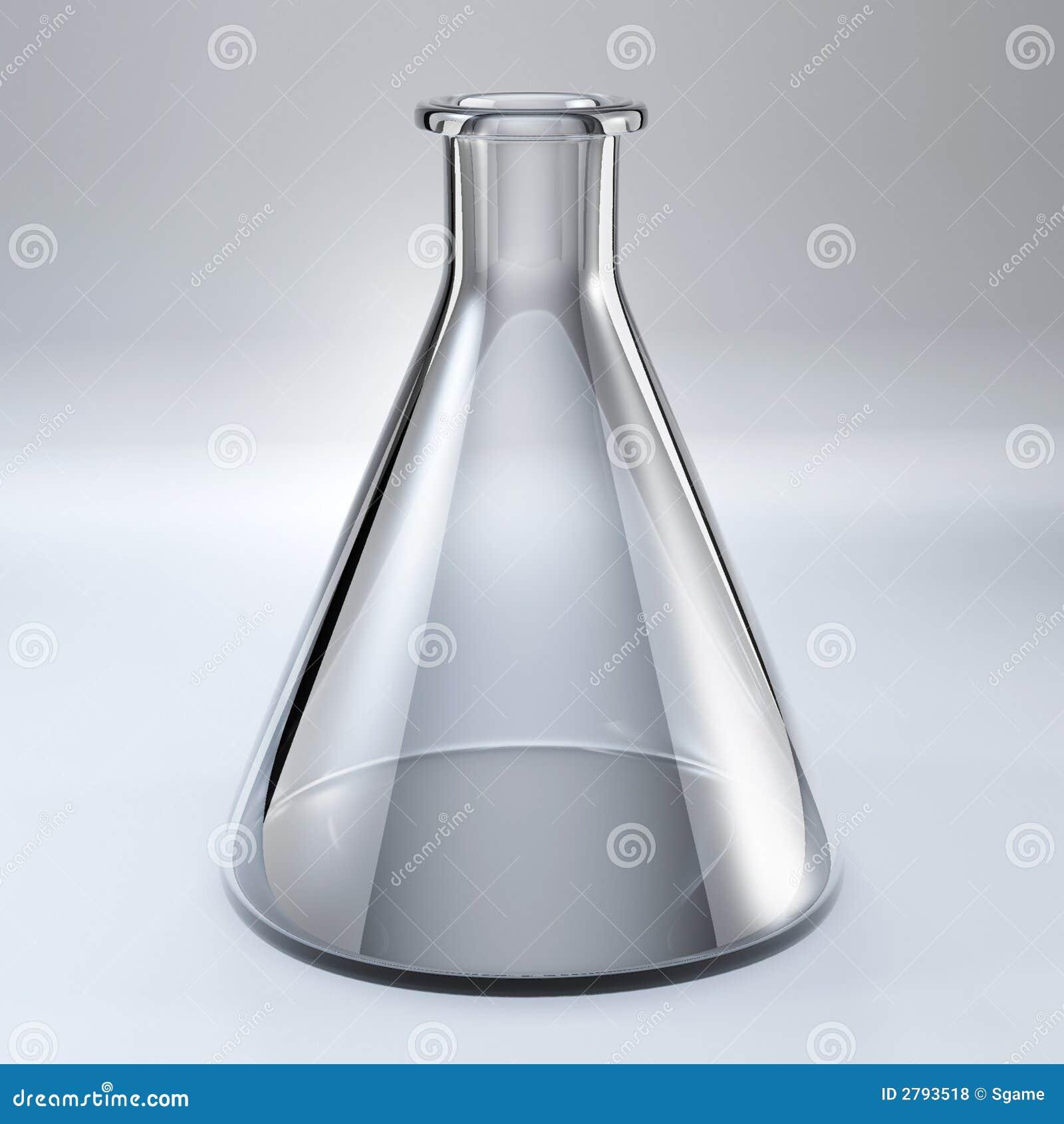 de chemische fles van het glas royalty vrije stock foto 39 s afbeelding 2793518. Black Bedroom Furniture Sets. Home Design Ideas