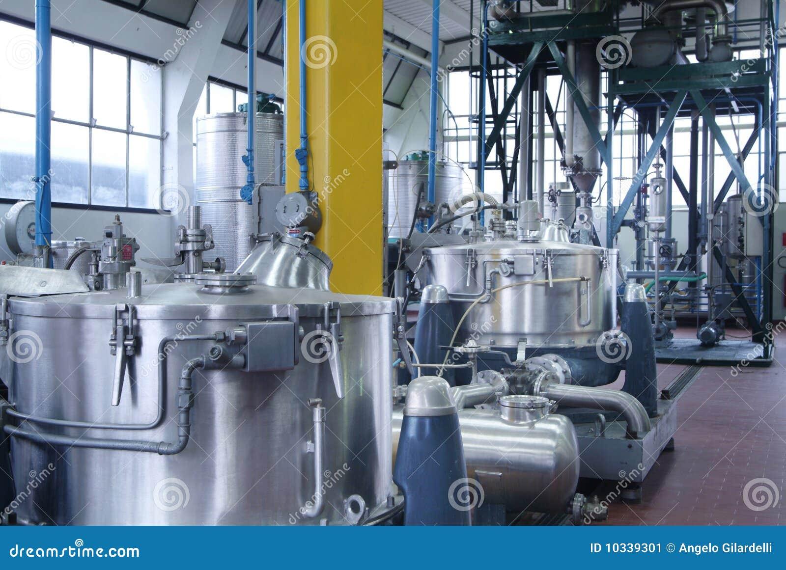 De chemische industrie