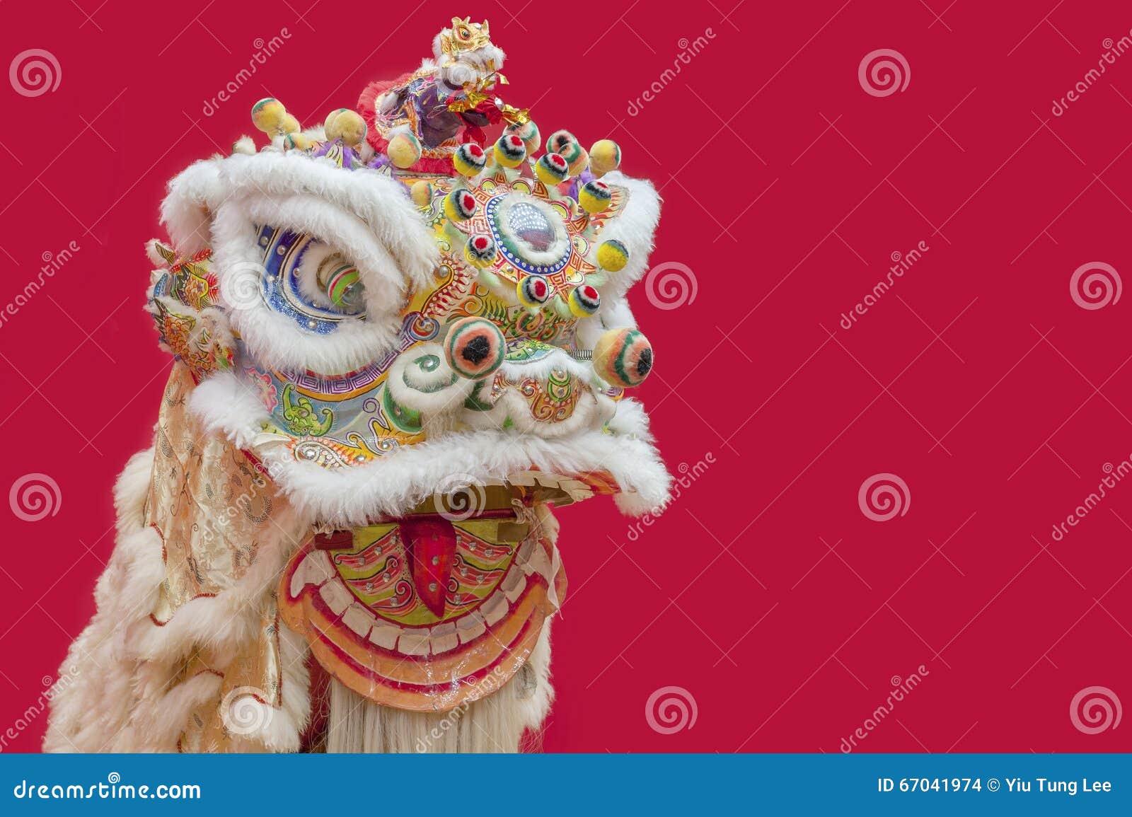 De Chinese Dans van de Leeuw