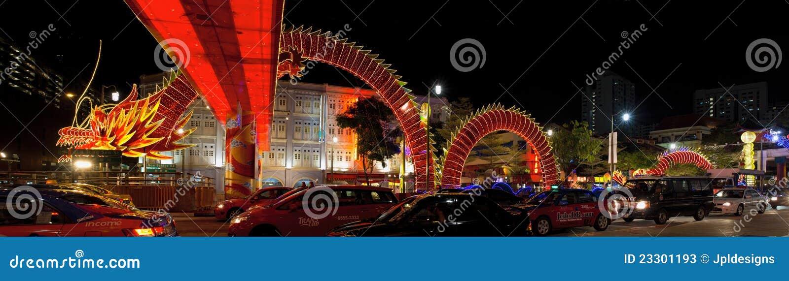 De chinese decoratie van het beeldhouwwerk van de draak van het nieuwjaar 2012 redactionele - Decoratie van de villas ...