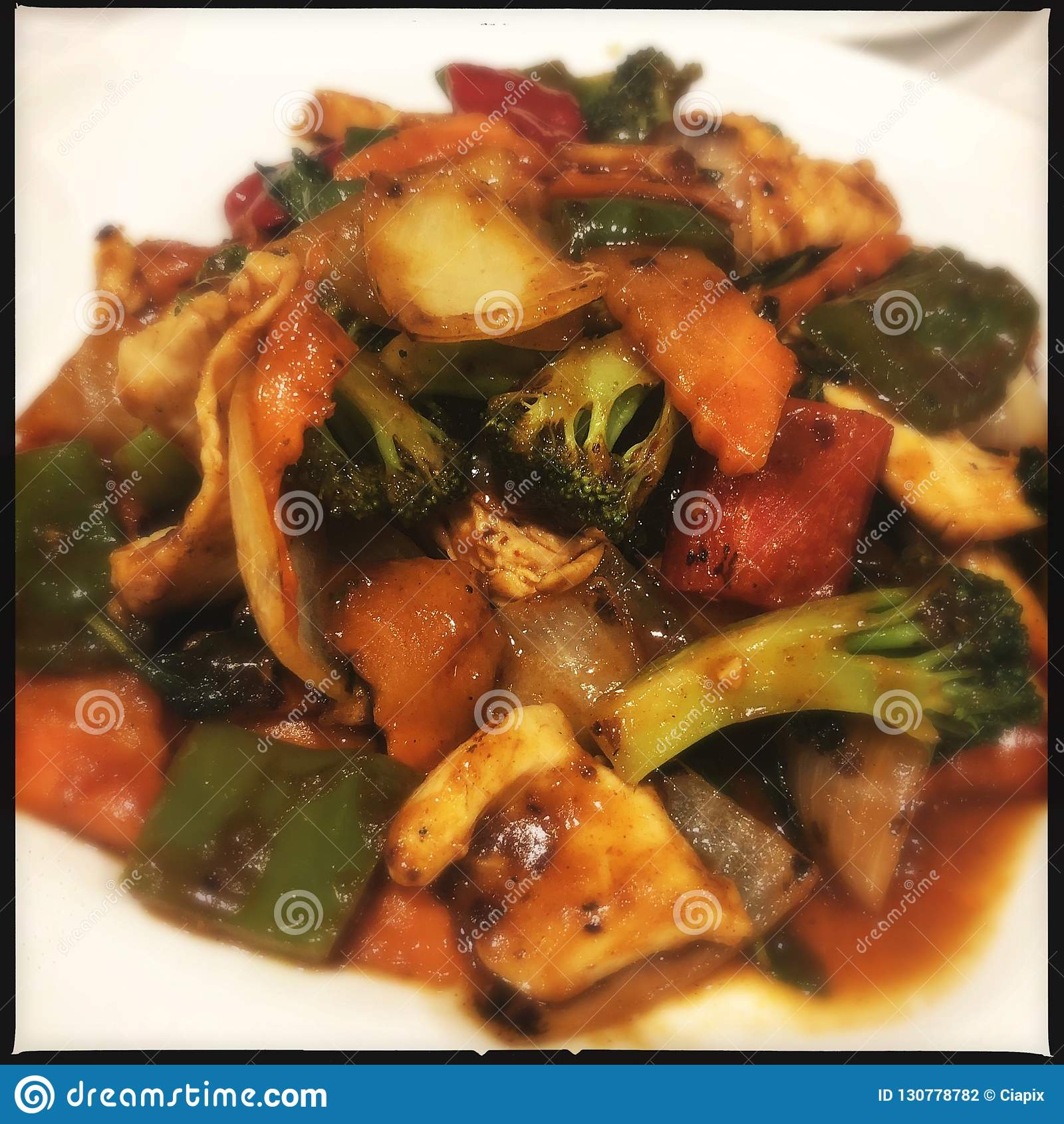 De Chinese Kip van Kung Pao