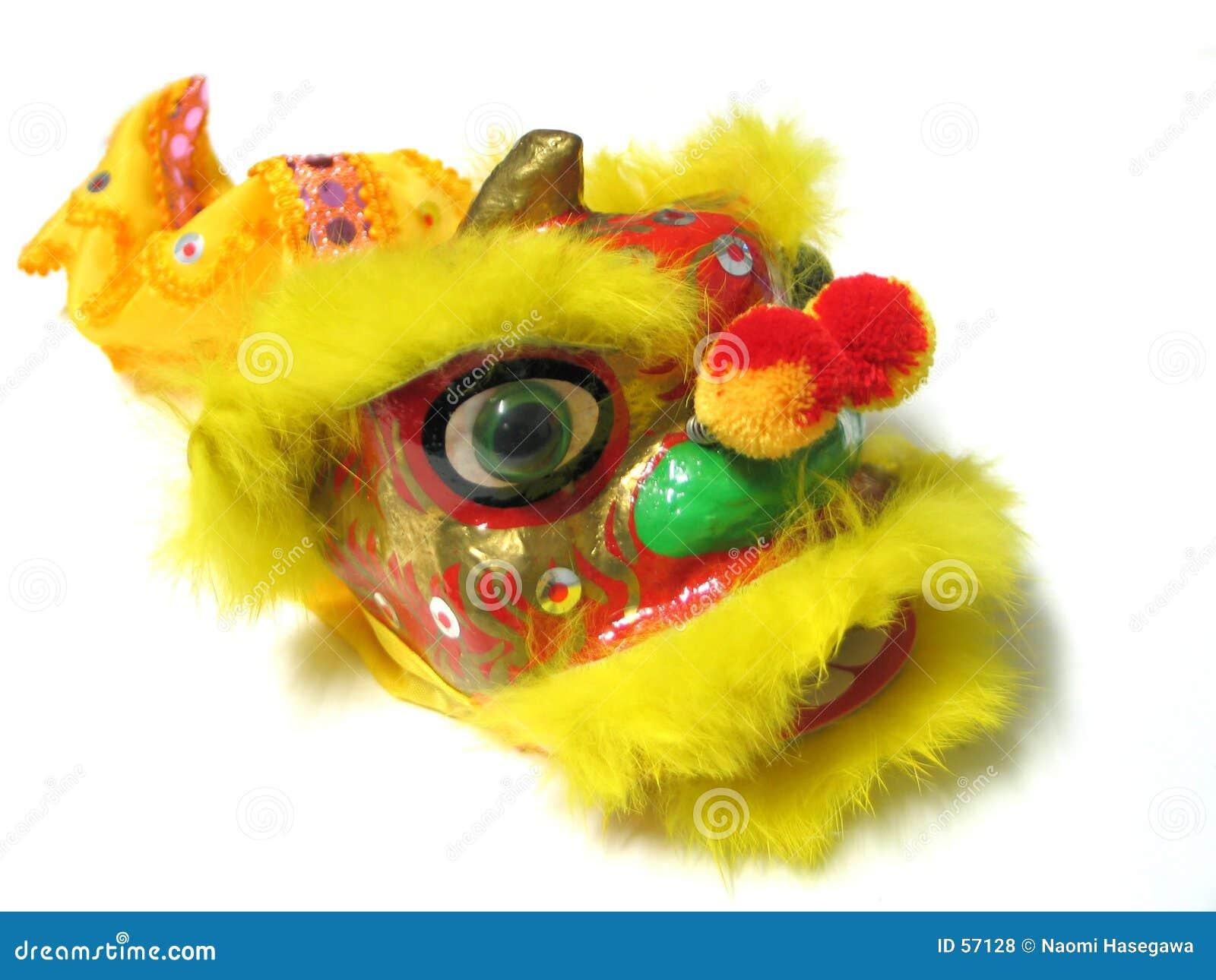 De Chinese Leeuw van het Nieuwjaar