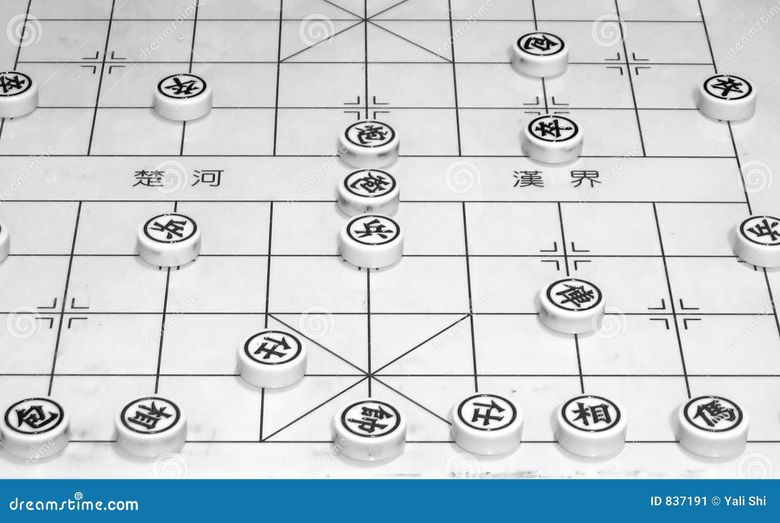 De Chinese Raad van het Spel