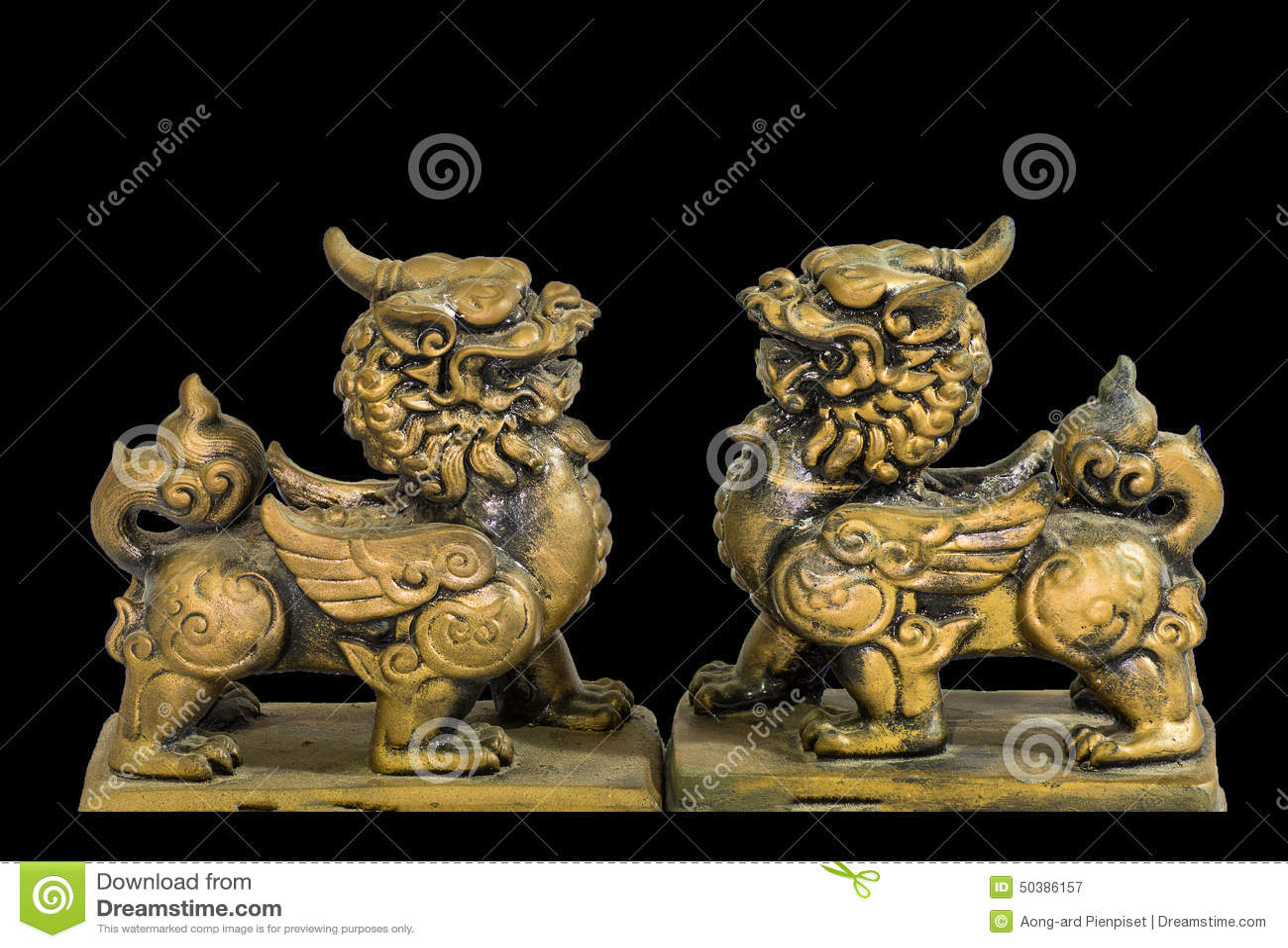 De Chinese zwarte achtergrond van het amuletbeeldje