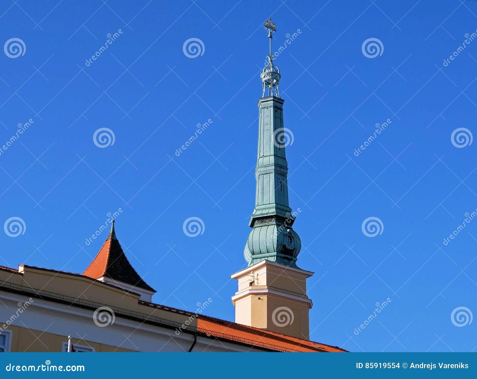 De citadel van Riga, Toren drie sterren 2