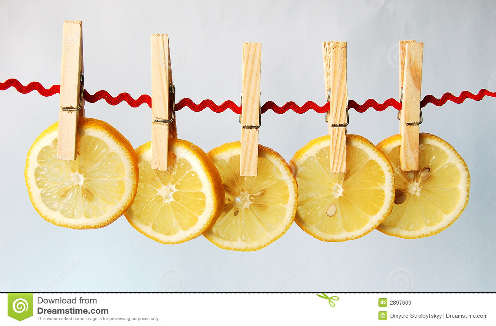 De citroenscherven