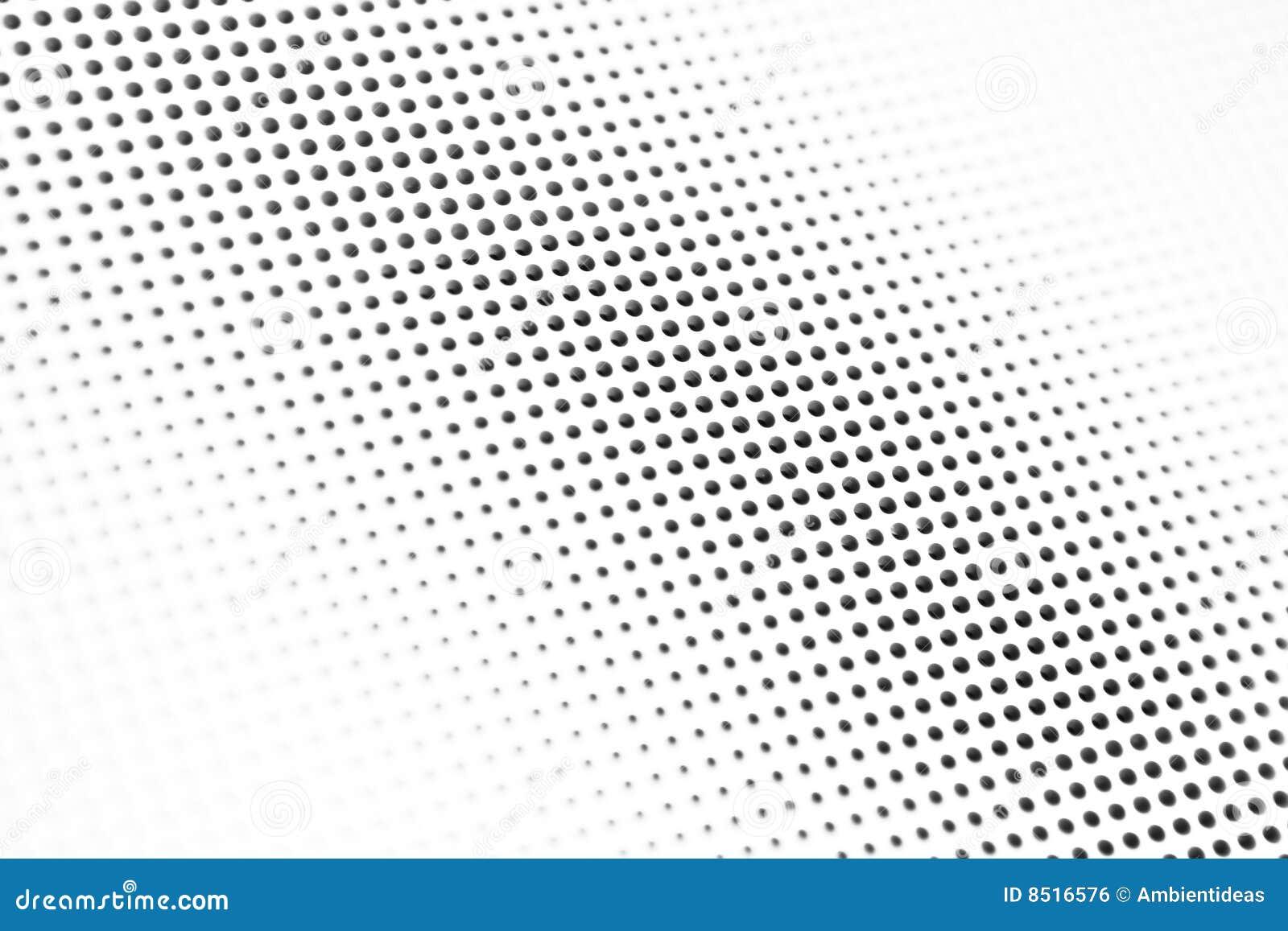 De Close-up van de Spreker van de televisie