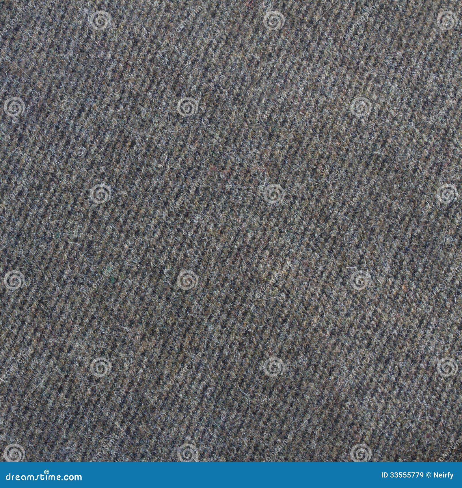 De close-up van de tweedstof