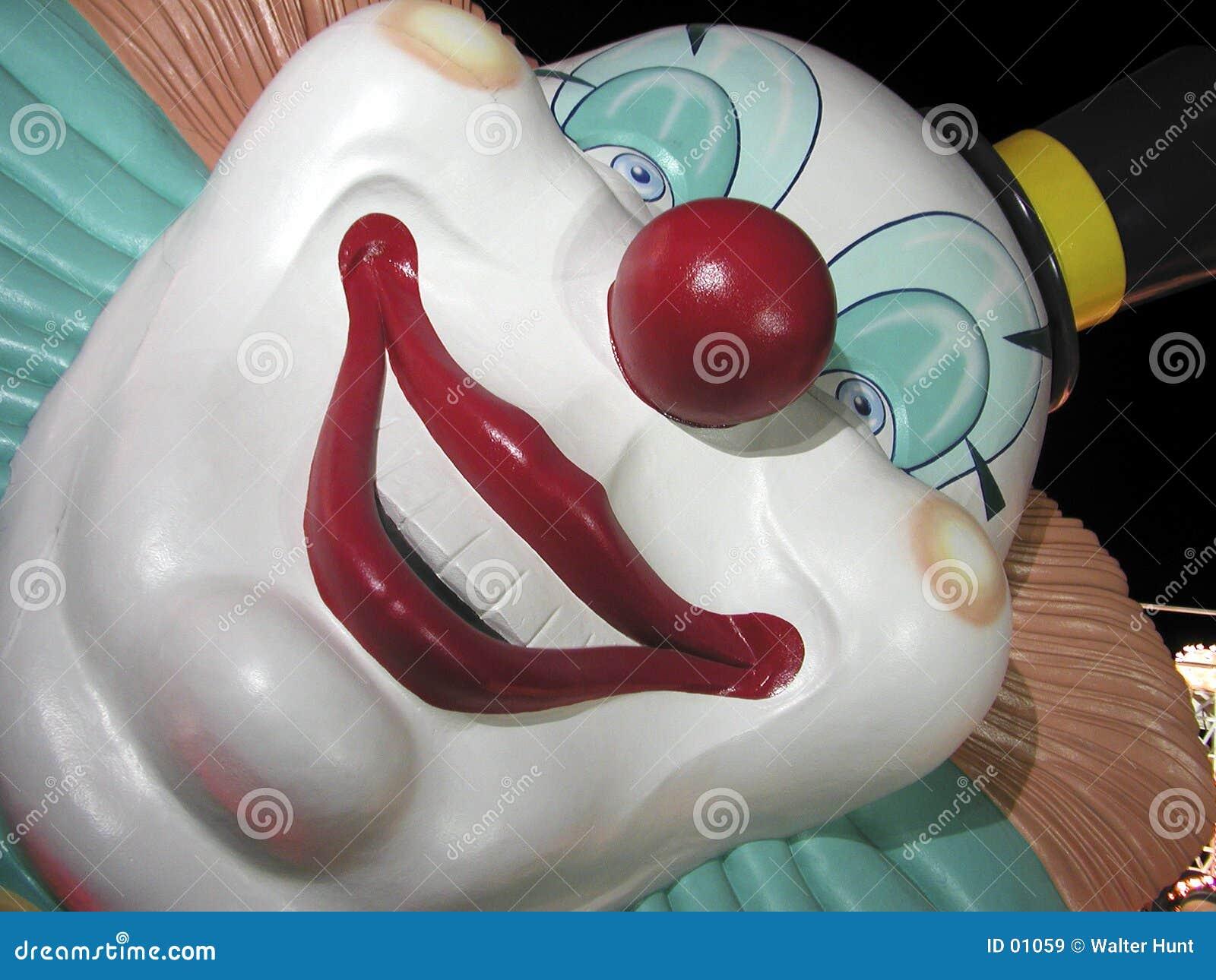 De clown van Vegas
