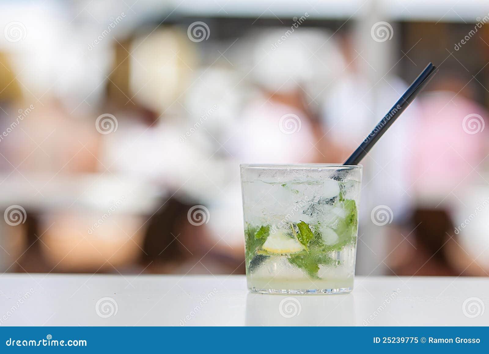De Cocktail van Mojito