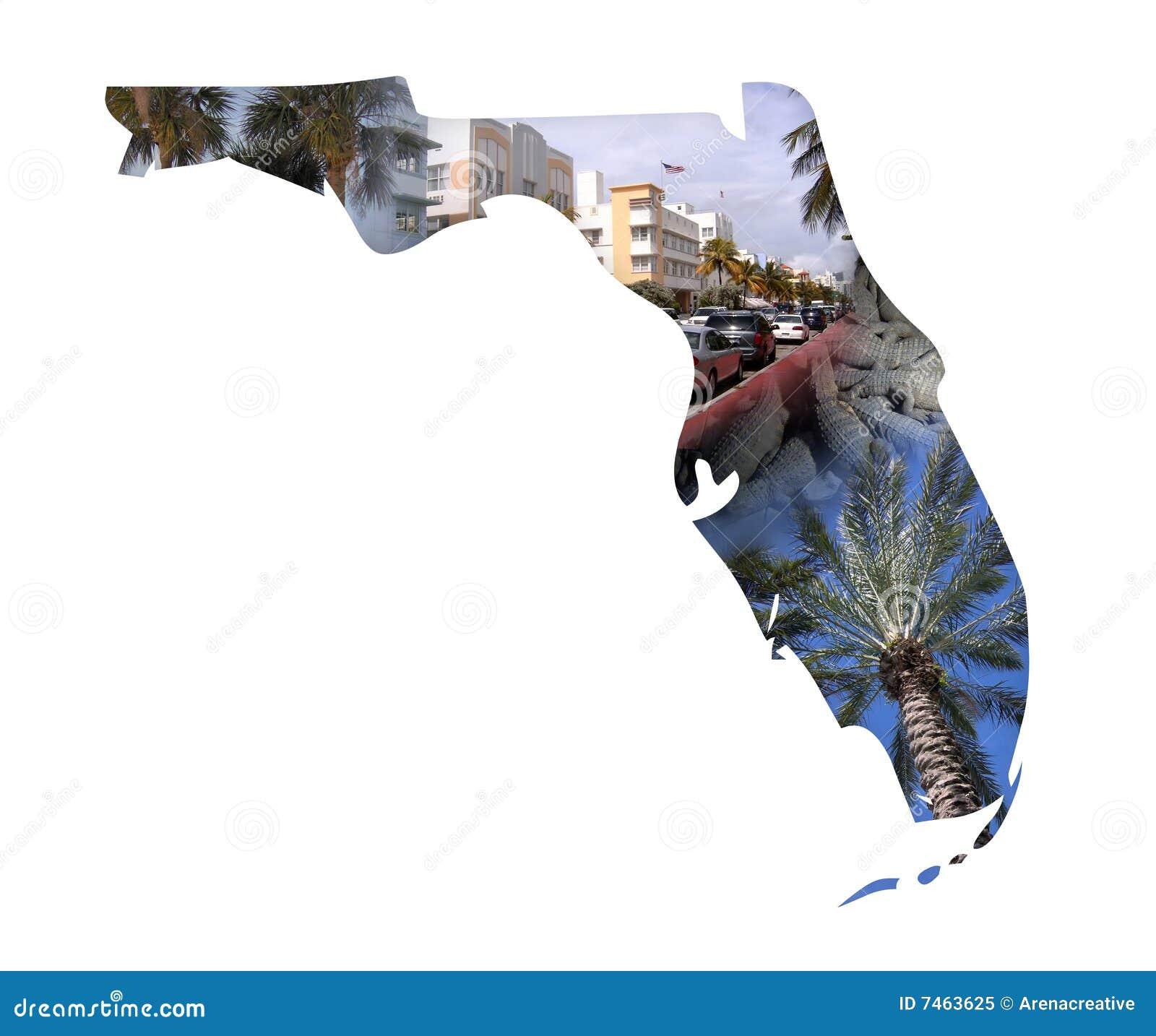 De Collage van Florida