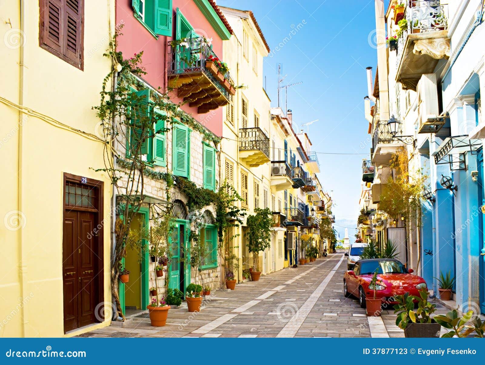 De colourfullstraat